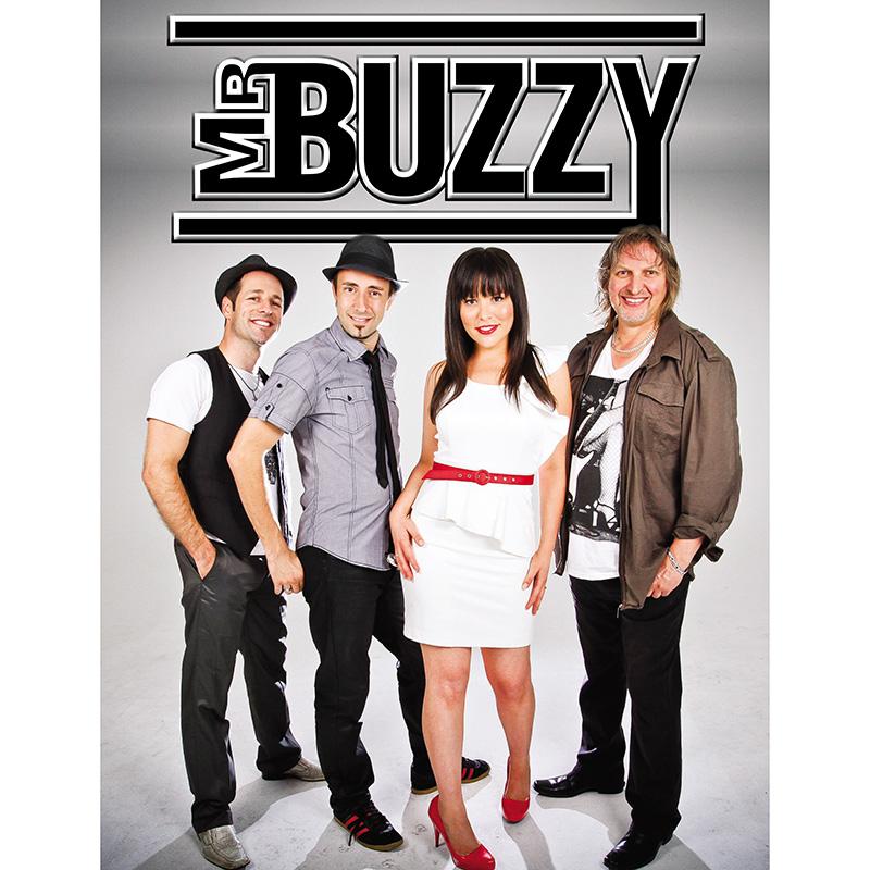 Mr. Buzzy