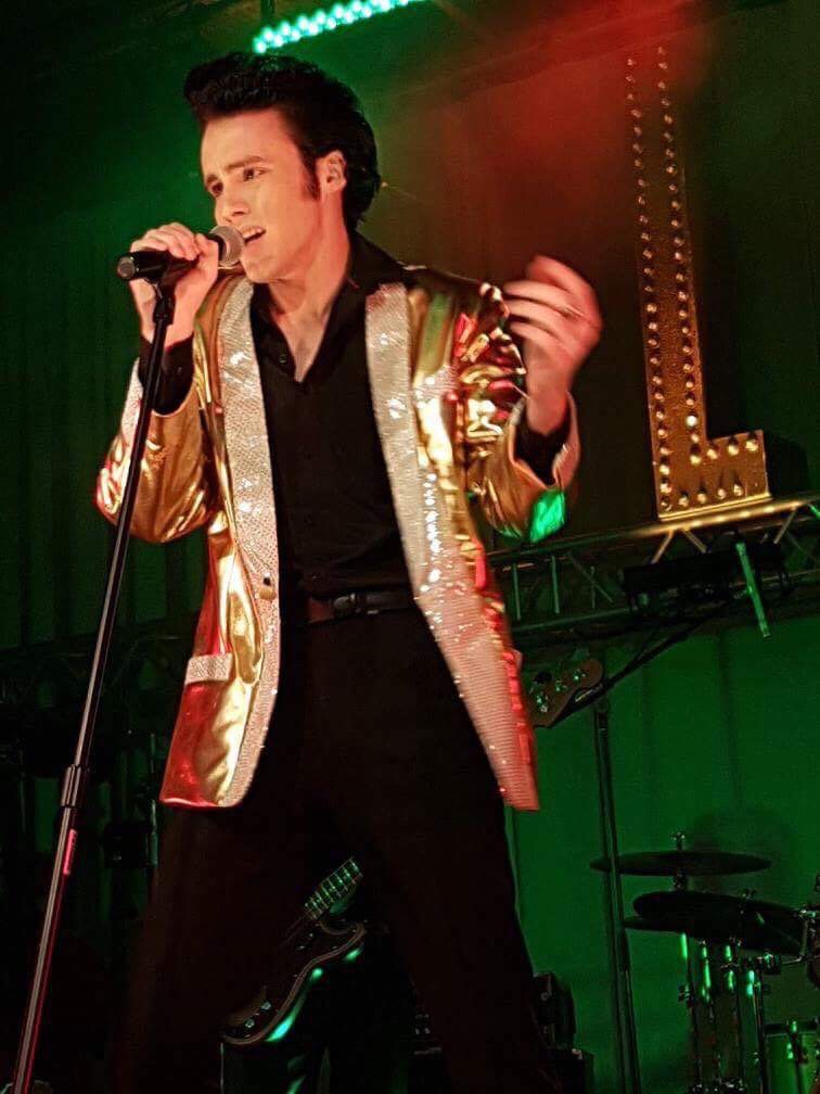 Brody – Tribute to Elvis