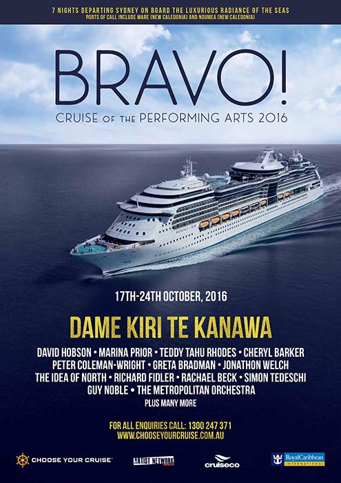 BRAVO 2016
