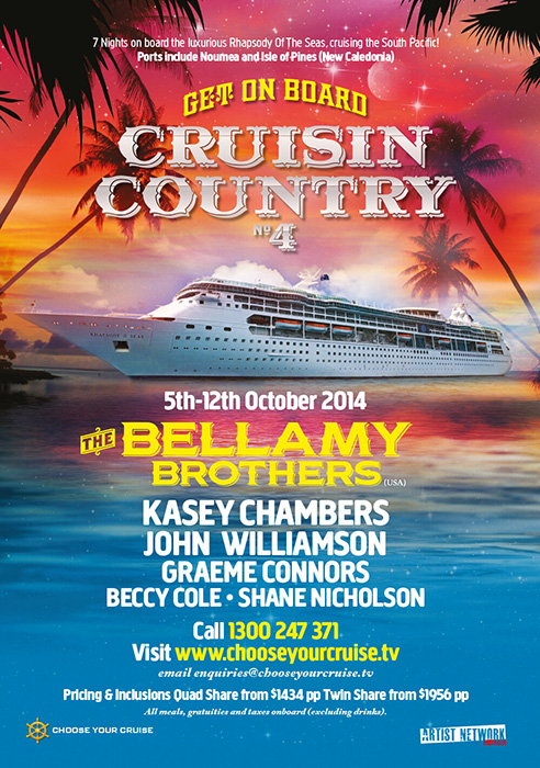 Cruisin' Country 2014