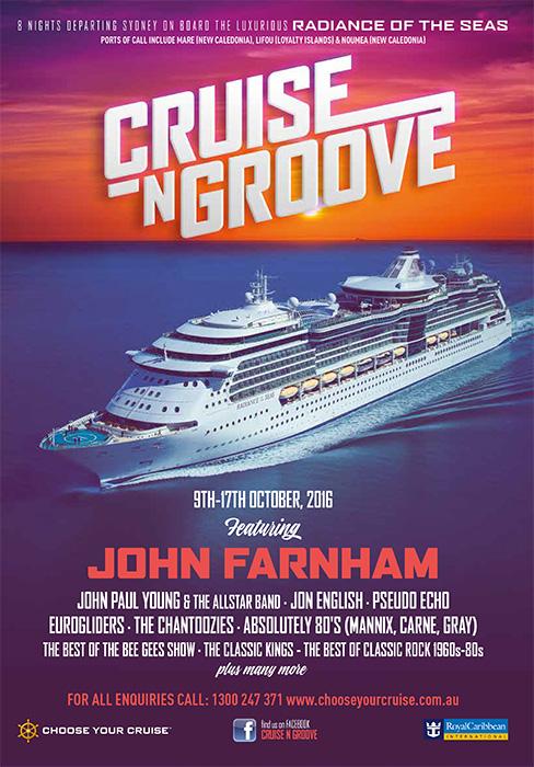 Cruise N Groove 2016