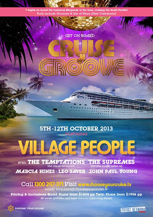 Cruise N Groove 2013