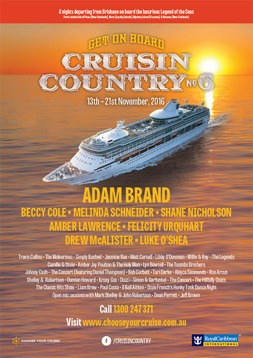 Cruisin' Country 2016