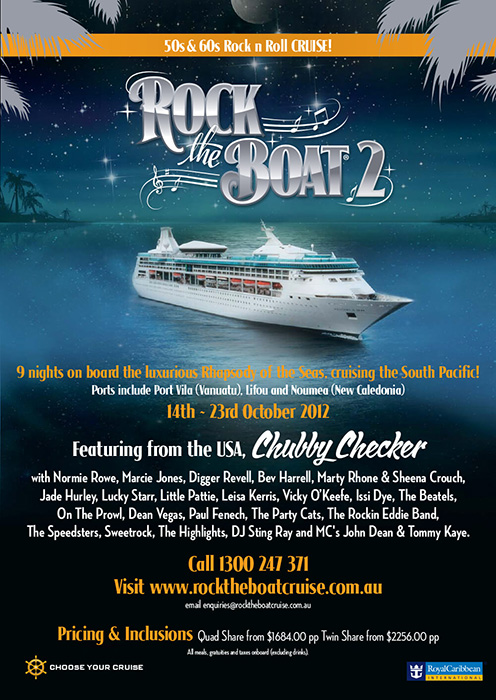 Rock The Boat 2012