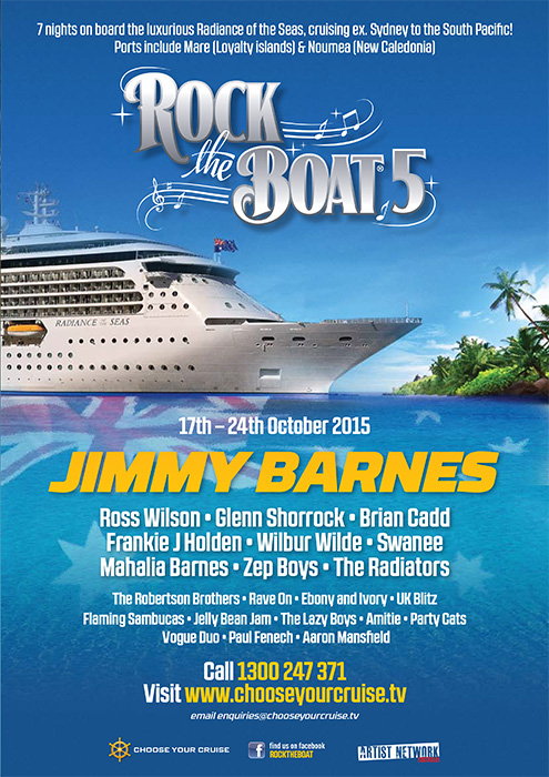 Rock The Boat 5 brochure