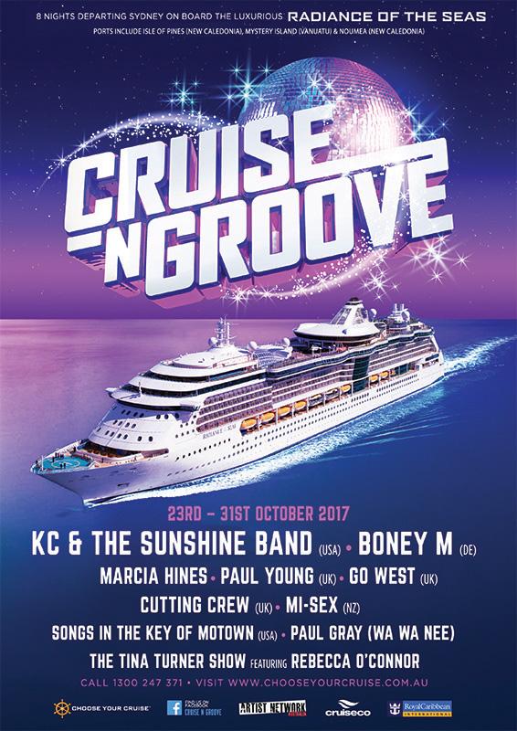 Cruise N Groove 2017