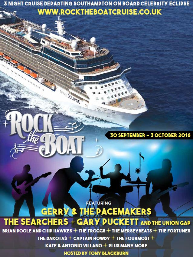 Rock The Boat UK 2016 brochure