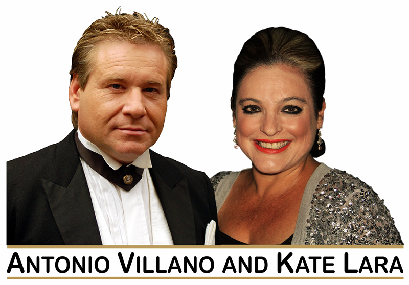 Antonio and Kate Villano