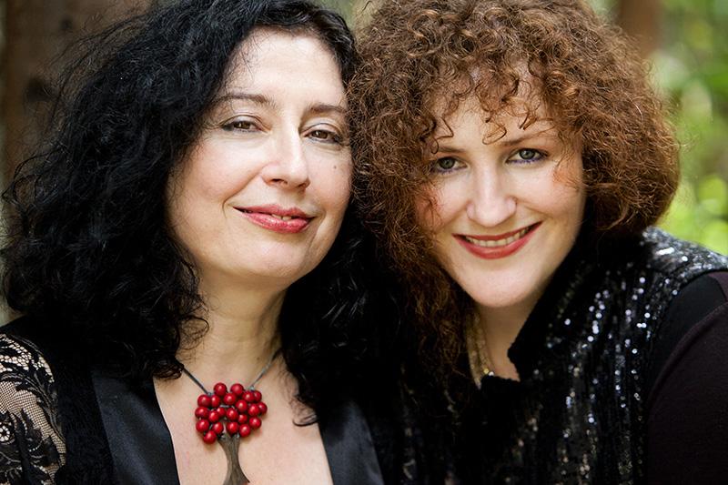 Tamara-Anna Cislowska & Elena Kats-Chernin