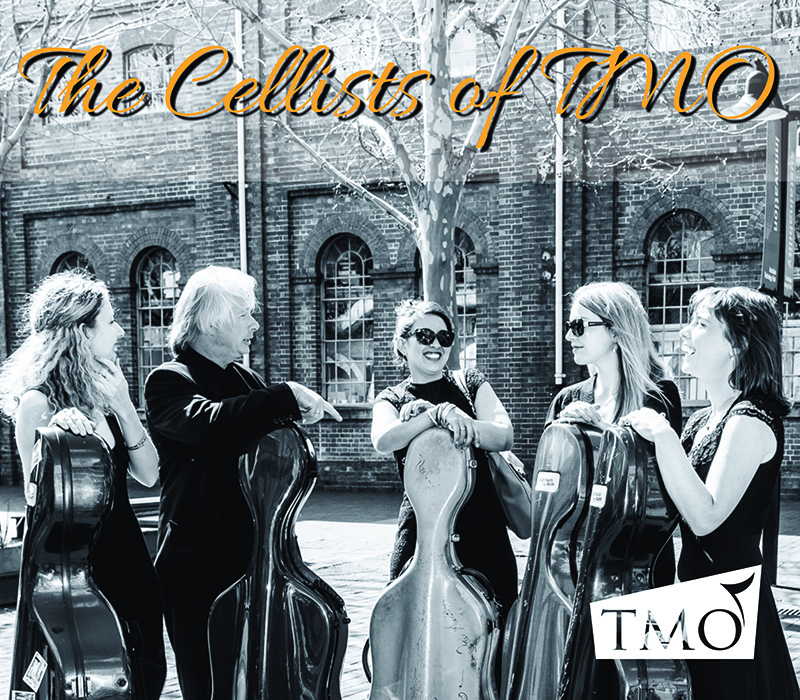 The Cellists OF TMO