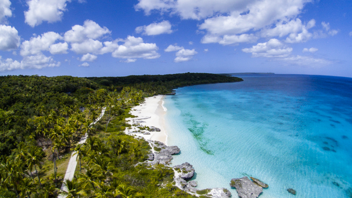 DESTINATION SPOTLIGHT: Lifou, New Caledonia