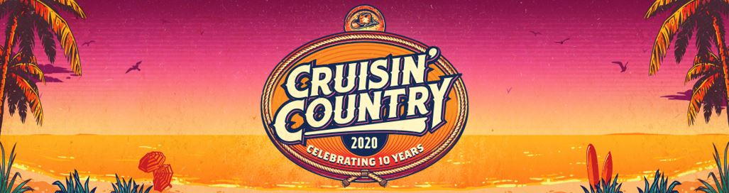 Cruisin' Country 2020 has arrived!