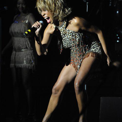 ARTIST SPOTLIGHT: Rebecca O'Connor – 'Simply the Best' as Tina Turner)