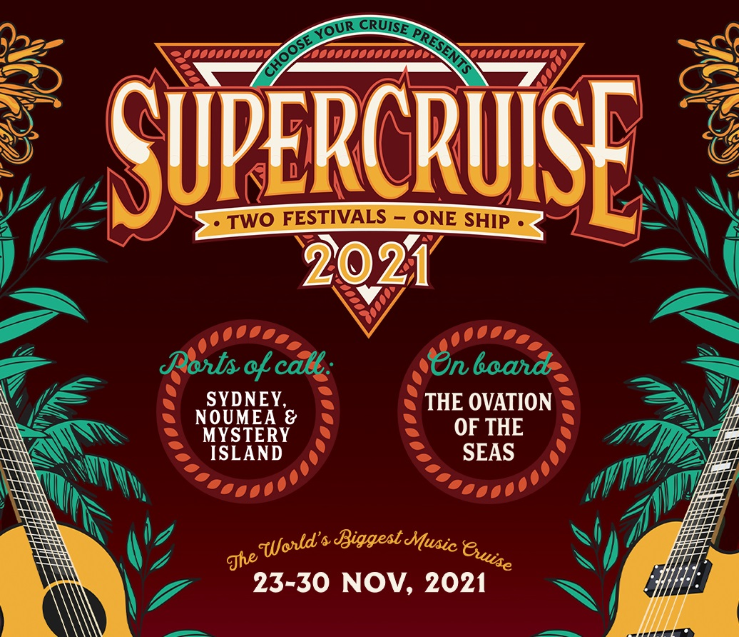 SUPER CRUISE 2021 – ON SALE NOW!