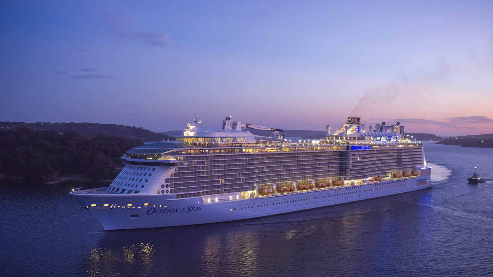 SHIP PROFILE: Ovation of the Seas